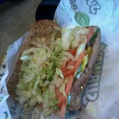 Photo taken at Subway by Caldon M. on 4/16/2012