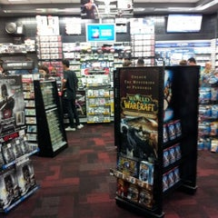 Photo taken at GameStop by Adithya N. on 8/11/2012
