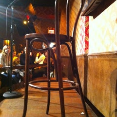 Photo taken at Stand Up NY by Gunes S. on 6/3/2012