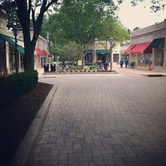 Photo taken at Suburban Square by Sonny C. on 6/19/2012