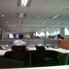 Photo taken at Divisi Audit Internal Bank BCA by Ka Guan L. on 1/2/2012