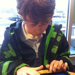 Photo taken at McDonalds by Angel P. on 1/20/2012