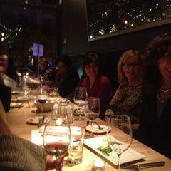 Photo taken at Cellar Wine Bar by Karen G. on 11/15/2011