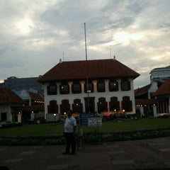 Photo taken at Gedung Arsip Nasional by Anzi on 12/3/2011
