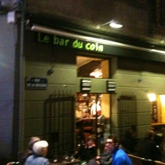 Photo taken at Le Bar du Coin by Olivier R. on 8/6/2011