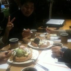 Photo taken at Caffe Ti-amo by Sean J. on 1/3/2012