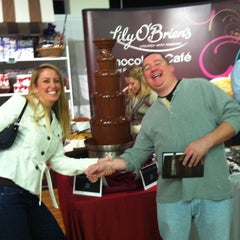 Photo taken at The Chocolate Show by Kimberly C. on 11/12/2011