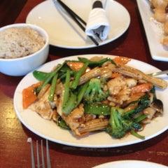 Photo taken at Sang Kee Noodle House by Chelsea M. on 8/29/2012