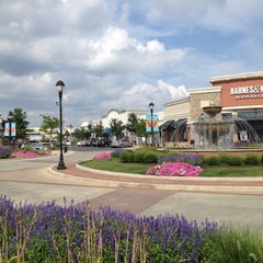 Photo taken at The Promenade Shops at Saucon Valley by Divina & Eddy R. on 7/27/2012