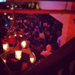 Photo taken at City Beer Hall by Katie A. on 2/4/2012