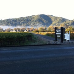 Photo taken at Talty Winery by Katie T. on 12/12/2011