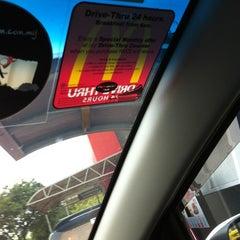 Photo taken at McDonald's by Irwan•T® on 8/16/2012