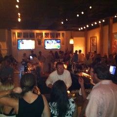 Photo taken at Leaf Cafe & Bar by John R. on 7/30/2011