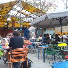 Photo taken at Ellátó Kert by blanca g. on 8/27/2012