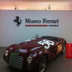 Foto scattata a Museo Ferrari da Francisco P. il 5/15/2012
