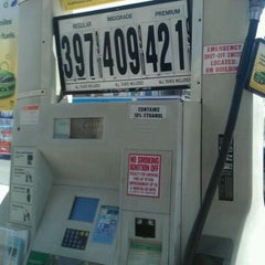 Photo taken at BP by Oliver F. on 2/28/2012