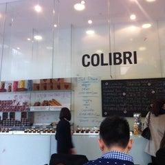 Photo taken at Colibri Café by Tom G. on 3/13/2012