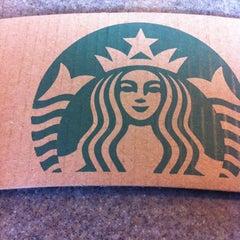 Photo taken at Starbucks by Enmanuel M. on 4/24/2012