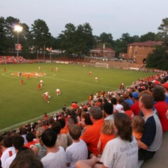 Photo taken at Historic Riggs Field by Brad L. on 1/21/2012