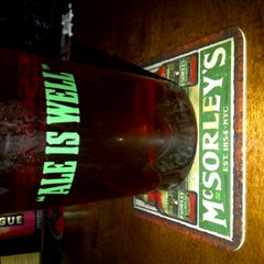 Photo taken at Hoplite Pub and Beer Garden by Kevin S. on 3/17/2011