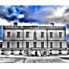 Photo taken at Queen's House by Dirk S. on 2/1/2012