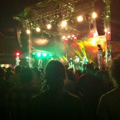 Photo taken at Chevron Festival Gardens by David Geoffrey H. on 2/18/2012