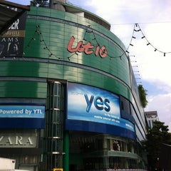 Photo taken at Lot 10 Shopping Centre by Dennis L. on 2/24/2012