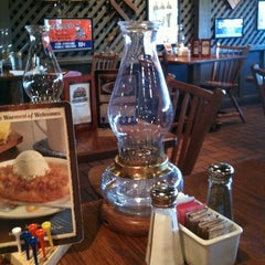 Photo taken at Cracker Barrel Old Country Store by Kameron A. on 3/2/2011
