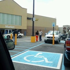 Photo taken at Walmart Supercenter by J G. on 6/3/2012