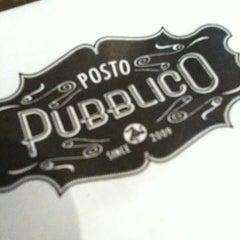 Photo taken at Posto Pubblico by DJNTiM on 8/28/2011