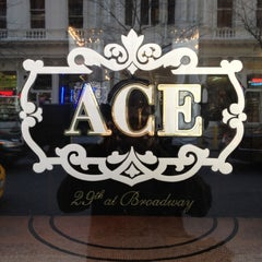 Photo taken at Ace Hotel Lobby Bar by Martin R. on 2/13/2012
