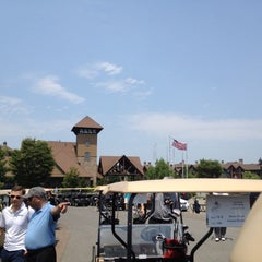 Photo taken at Crystal Springs Country Club by Dani C. on 6/29/2012