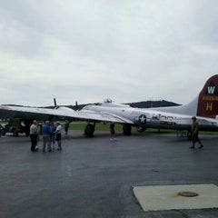 Photo taken at Capital City Airport (CXY) by Craig L. on 8/29/2011