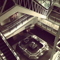 Photo taken at Landmark Century Centre Cinema by B. on 9/8/2012