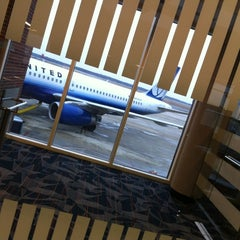Photo taken at Concourse B - Richmond International Airport by Fred W. on 2/29/2012