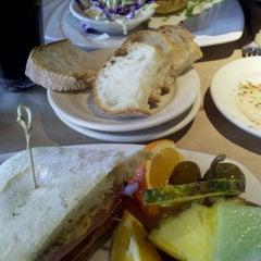 Photo taken at Cafe Cruz by Dan O. on 12/10/2011