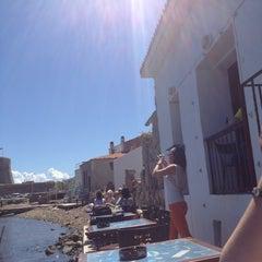 Photo taken at Fuska by Hande on 4/22/2012