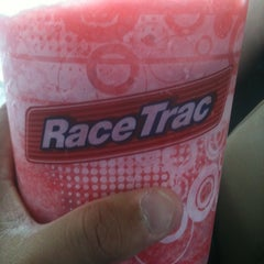 Photo taken at RaceTrac by Jason M. on 6/5/2012