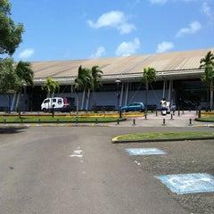 Photo taken at Aéroport Aimé Césaire (FDF) by Sandrine C. on 7/5/2011