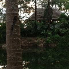 Photo taken at Haadson Resort Phang Nga by Miles M. on 1/24/2012