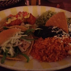Photo taken at Border Grill Downtown LA by Kelly K. on 6/7/2012