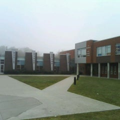 Photo taken at I. T. Creswell Arts Magnet by Dora C. on 10/12/2011