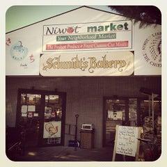 Photo taken at Niwot Market by Teri G. on 11/20/2011