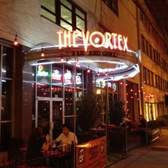Photo taken at The Vortex Bar & Grill by TaSha S. on 3/2/2012