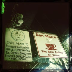 Photo taken at Cafe San Marco by Peter S. on 8/22/2011