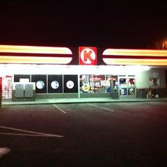 Photo taken at Circle K by CEDarrington1906 on 1/6/2012