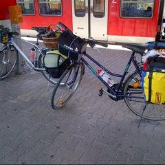 Photo taken at S Tamm (Württ) by Dietmar L. on 8/26/2012