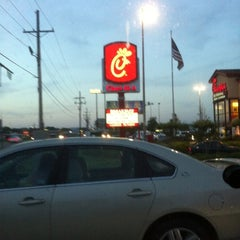 Photo taken at Chick-fil-A by Chad C. on 4/3/2012