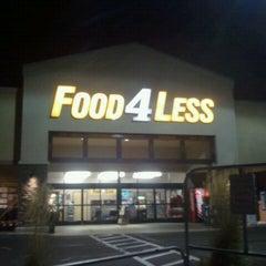 Photo taken at Food 4 Less by Matthew S. on 11/14/2011