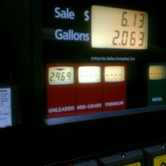 Photo taken at Kroger Fuel by Bart L. on 12/15/2011